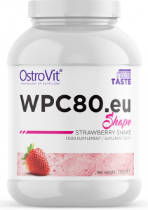 OstroVit WPC80.eu Shape L-Carnitine Proteins Weight Management For Women
