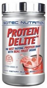 Scitec Nutrition Protein Delite Sūkalu Olbaltumvielu Koncentrāts, WPC Proteīni Sievietēm