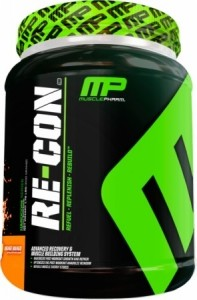 MusclePharm Re-Con Pēc Slodzes Un Reģenerācija