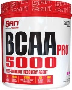 SAN BCAA Pro 5000 Beta Alanīns Aminoskābes