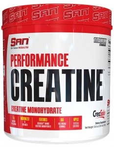 SAN Performance Creatine Kreatīns