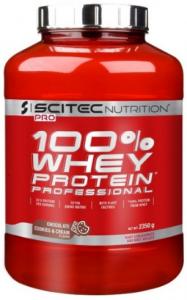 Scitec Nutrition 100% Whey Protein Professional Изолят Сывороточного Белка, WPI Протеиновый Kомплекс