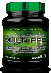 Scitec Nutrition Multi Pro Plus Sporta Multivitamīni