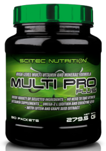 Scitec Nutrition Multi Pro Plus Спортивные Мультивитамины