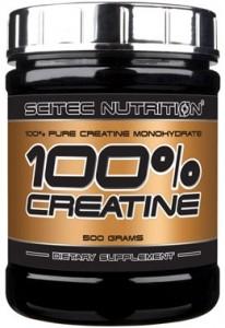 Scitec Nutrition 100% Creatine Monohydrate Kreatiinmonohüdraat