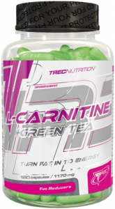 Trec Nutrition L-Carnitine + Green Tea Weight Management