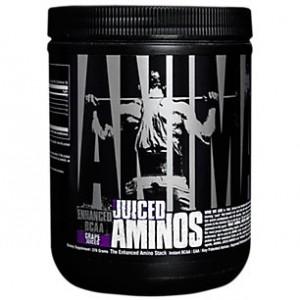 Universal Nutrition Juiced Aminos BCAA Предтренировочные Комплексы Аминокислоты Пeред Тренировкой И Энергетики