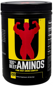 Universal Nutrition Beef Aminos Aminohapped