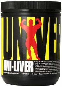 Universal Nutrition Uni-Liver Аминокислоты