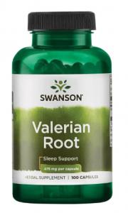 Swanson Valerian Root 475 mg