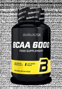 Biotech Usa BCAA 6000 Aminohapped