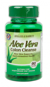 Holland & Barrett Aloe Vera Colon Cleanse  330 mg