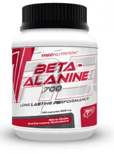 Trec Nutrition Beta-Alanine 700 Slāpekļa Oksīda Pastiprinātāji Aminoskābes Pirms Treniņa Un Еnerģētiķi