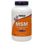Now Foods MSM 1500 mg
