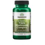 Swanson Triple Mushroom Complex