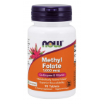 Now Foods Methyl Folate 1000 mcg