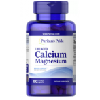Puritan's Pride Calcium Magnesium chelated