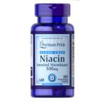 Puritan's Pride Flush Free Niacin 500 mg
