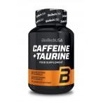 Biotech Usa Caffeine & Taurine Kofeinas L-Taurinas Amino rūgštys Prieš treniruotę ir energija