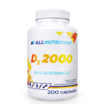 AllNutrition Vitamin D3 2000