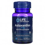 Life Extension Astaxanthin with Phospholipids 4 mg