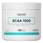 OstroVit BCAA 1000 mg Aminoskābes