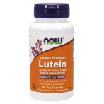 Now Foods Lutein Double Strength 20 mg