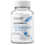 OstroVit Triple Magnesium + B6 P-5-P