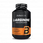 Biotech Usa L-Arginine Lämmastikoksiidi võimendid L-arginiin Aminohapped Enne treeningut ja energiat