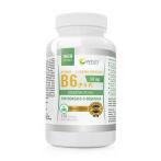 WISH Pharmaceutical Vitamin B6 (P-5-P) 50mg + Inulin