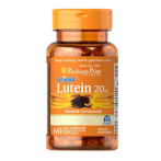 Puritan's Pride Lutein 20 mg with Zeaxanthin