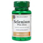 Holland & Barrett Selenium Plus Zinc