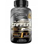 MuscleTech Platinum 100% Caffeine Kofeīns Pirms Treniņa Un Еnerģētiķi