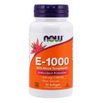 Now Foods Vitamin E-1000 IU Mixed Tocopherols