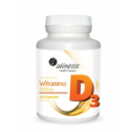 Aliness Vitamin D3 2000 iu