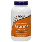 Now Foods Taurine 1000 mg L-Таурин Аминокислоты