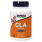 Now Foods CLA 800 mg Svara Kontrole