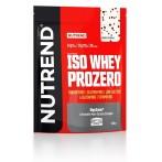 Nutrend ISO Whey PROZERO Sūkalu Olbaltumvielu Izolāts, WPI Proteīni
