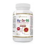 Progress Labs Mg+Zn+Vit B6, ZMA