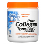 Doctor's Best Pure Collagen Types 1 and 3 Powder
