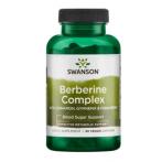 Swanson Berberine Complex with Cinnamon, Gymnema & Fenugreek