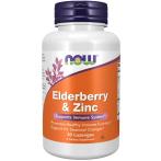 Now Foods Elderberry & Zinc