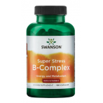 Swanson Super Stress B-Complex with Vitamin C