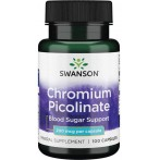 Swanson Chromium Picolinate Appetite Control Weight Management