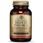 Solgar Biotin 5000 mcg