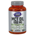 Now Foods MCT Oil 1000 mg Weight Management