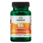 Swanson Vitamin B-6  Pyridoxine 100 mg