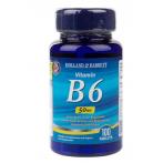Holland & Barrett Vitamin B 6 50 mg