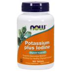 Now Foods Potassium plus Iodine