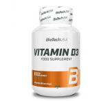 Biotech Usa Vitamin D3 2000 iu